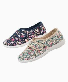 Flora Canvas Shoe