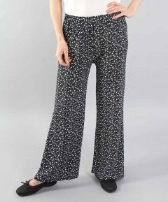 Ladies' Lightweight Floral Trousers