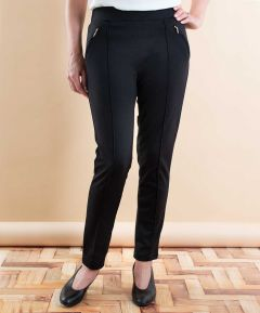 Seamed Crease Trousers