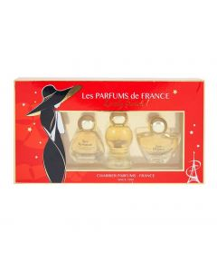 Perfumes from France Set of 3 Perfumes