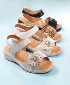 Emily - Ladies Touch Fastening Sandal