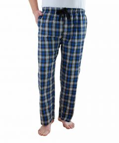 Men's Check Lounge Trousers
