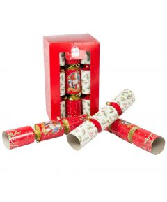 Pack of 9 Traditional Christmas Crackers