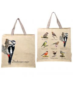 Shopping Bag - Birds