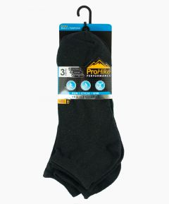 Men's Ankle Socks - 9 Pack