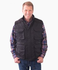 Men's Multi-Pocket Gilet