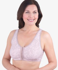 Front Closure Comfort Bra