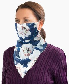 Ladies Neck Scarf & Face Covering
