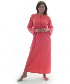 Long Sleeve Velour Kaftan