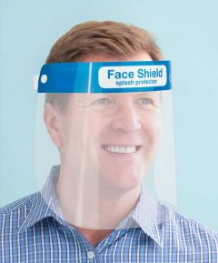 Face Shield with Anti Fog Screen