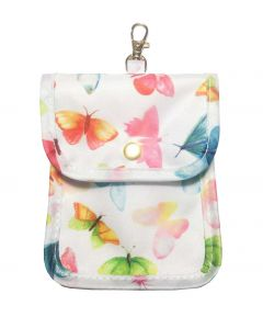 Butterfly Travel Pouch Set