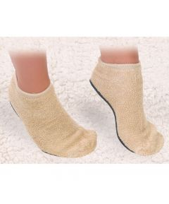 Terry Slipper Sock with Sole