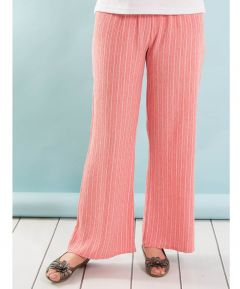 Ladies' Light Crinkle Trousers