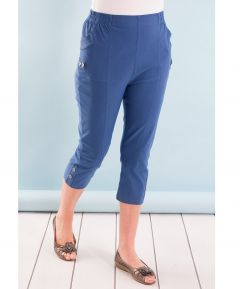 Ladies' Stretch Crop Trouser