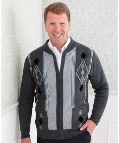 Gent's Knitted Jacket